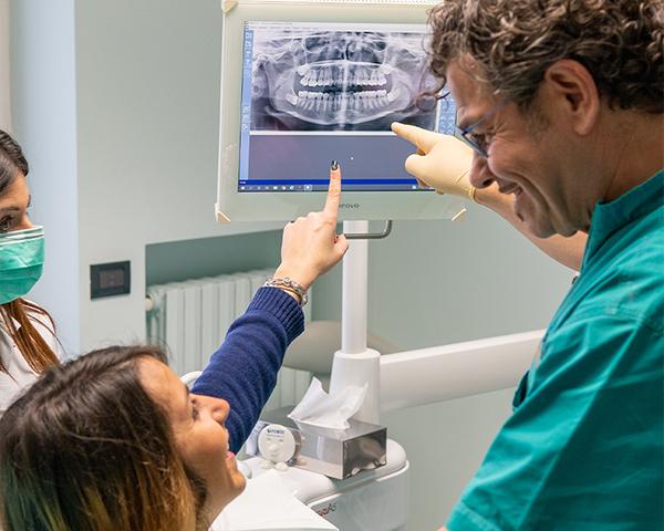 Radiologia Dentale Bari