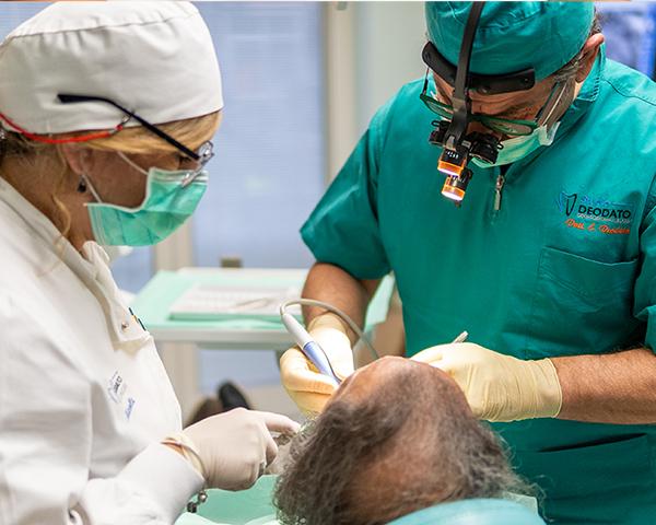 Protesi dentali Bari